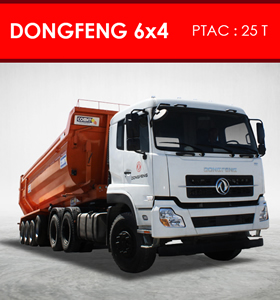 Camion DONGFENG Tracteur 6*4