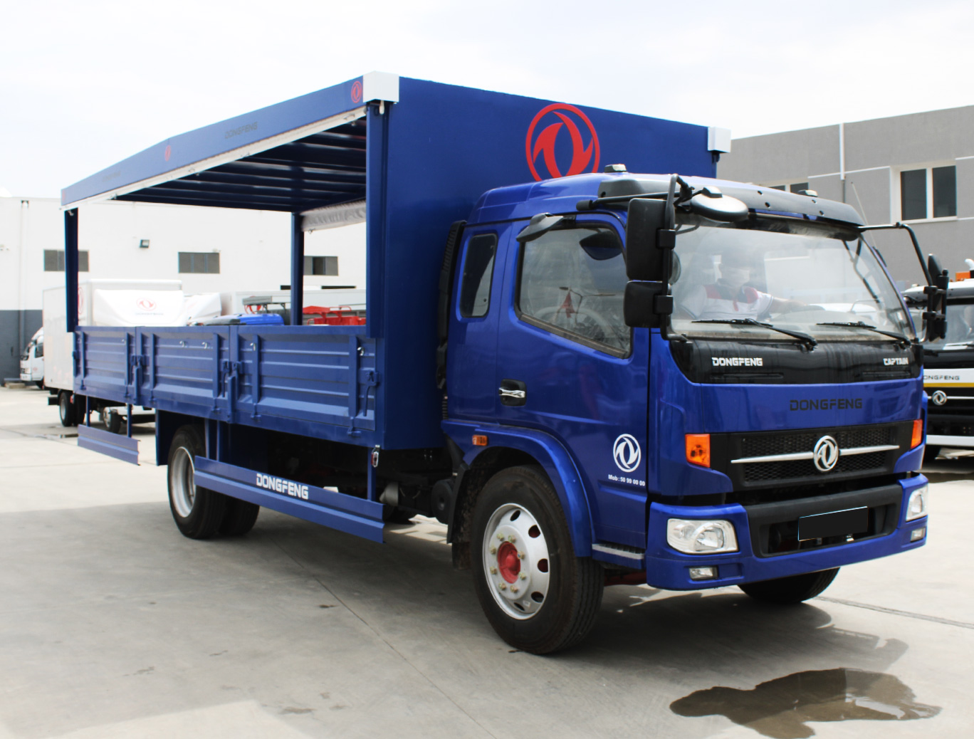 Camion DONGFENG CAPTAIN C24