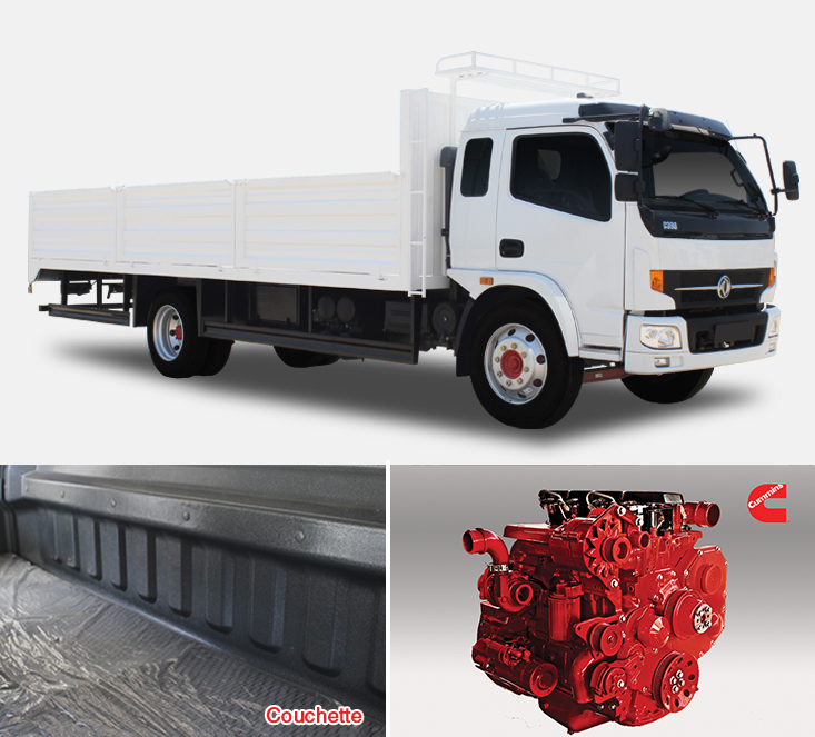 Camion DONGFENG